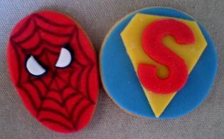 Homem Aranha e Super Homem2