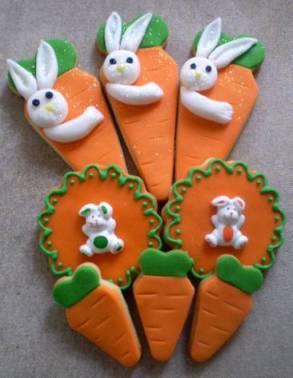 Coelhos na cenoura