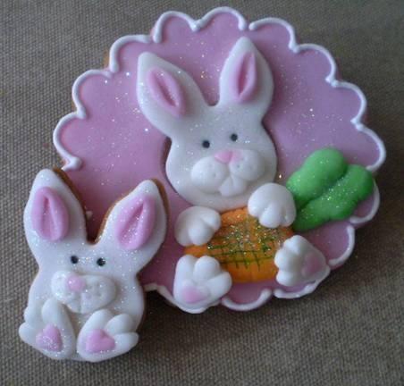 Coelha e filhote